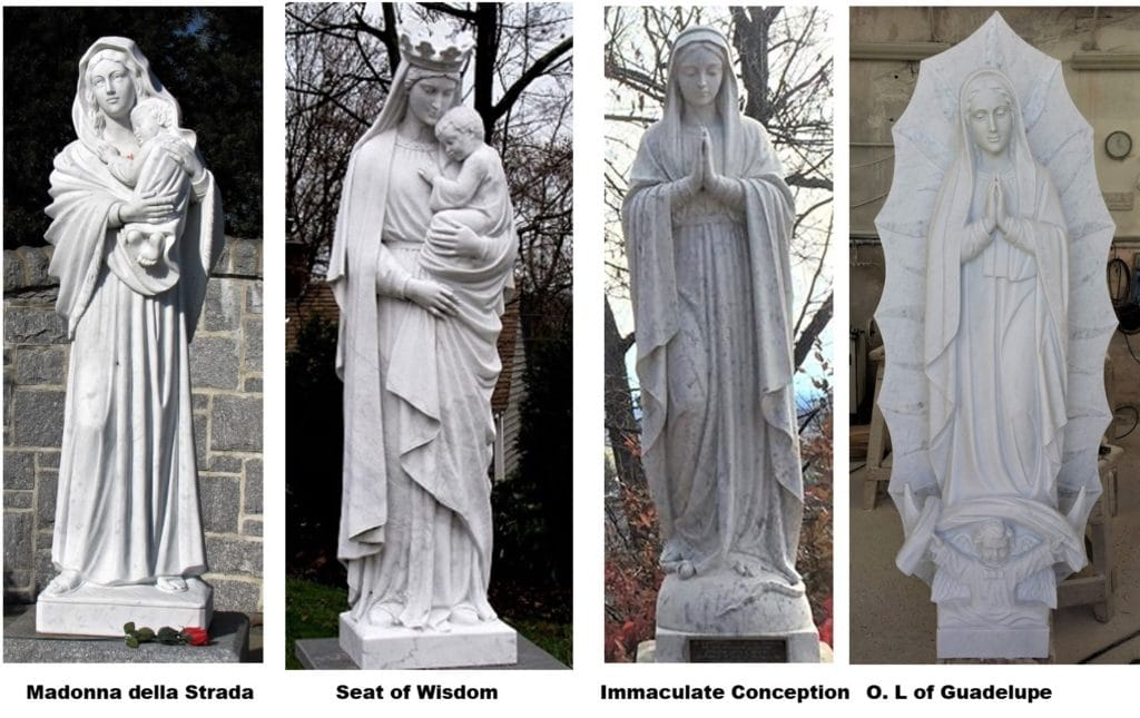 marble statues| marble religious figures| marble religious statues| mary statues| blessed mother statues
