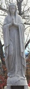 immaculate conception religious statue| immaculate conception religious sculpture| Immaculate Conception| marble statue| marble sculpture| | marble religious statue