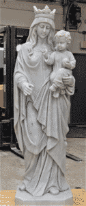 madonna and child religious statue| marble relgious sculpture| Madonna and Child| marble statues