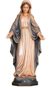 mary, marian statue, our lady of grace