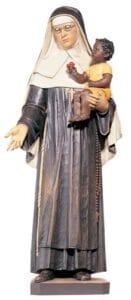 religious figures, religious statues, st katherine drexel statue