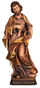 religious figures, religious statues, St Joseph, St Joseph the worker