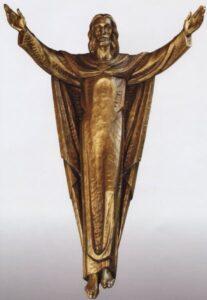 religious figures, religious statues, risen christ