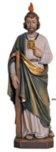 religious statues, religious figures, st jude statue